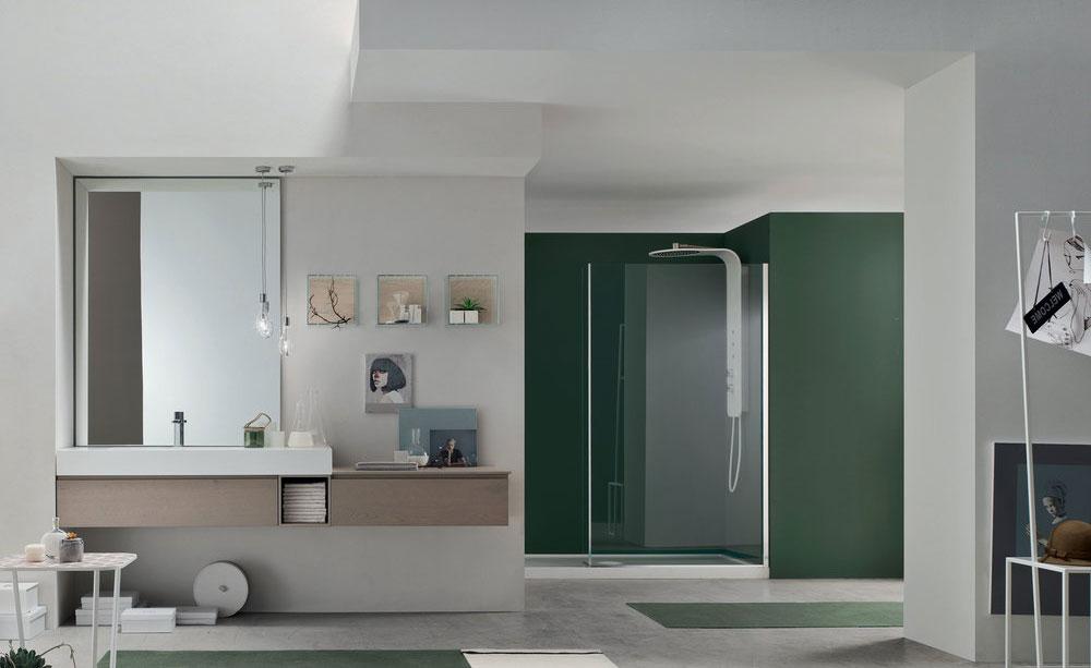 Visma Arredo presenta la collazione bagni in stile moderne ...