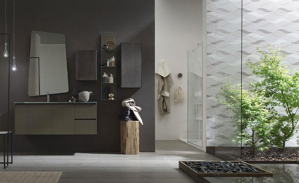 Visma arredo presenta la collazione bagni in stile moderne for Visma arredo 3