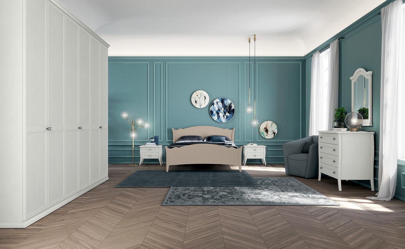 Camere Da Letto Moderne Rosse ~ Design casa creativa e mobili ispiratori