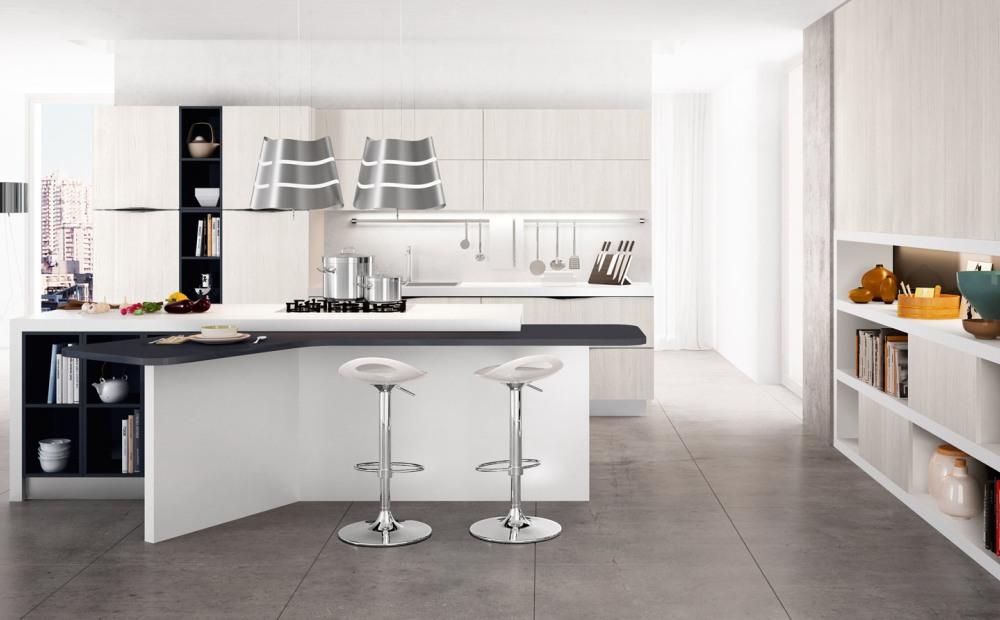 Cucine moderne e alla moda minimal e di design visma for Visma arredo cucine