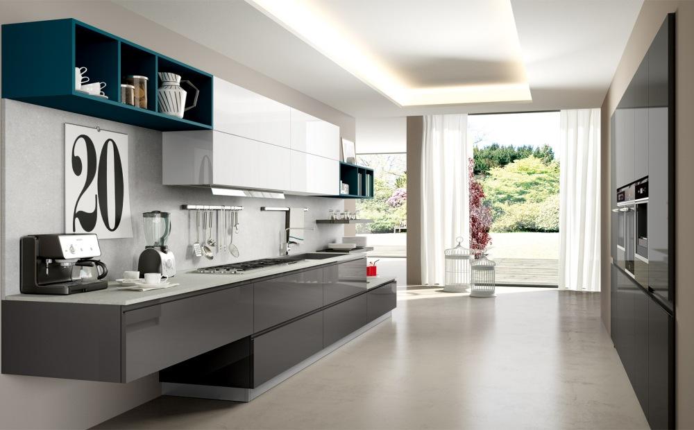 mensole design cucine moderne : VISMA ARREDO: cucine moderne e mobili per casa e ufficio. Scopri tutti ...