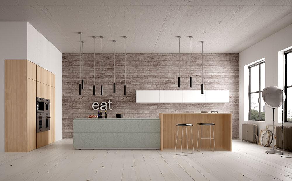 Cucine moderne e alla moda minimal e di design visma for Visma arredo plus