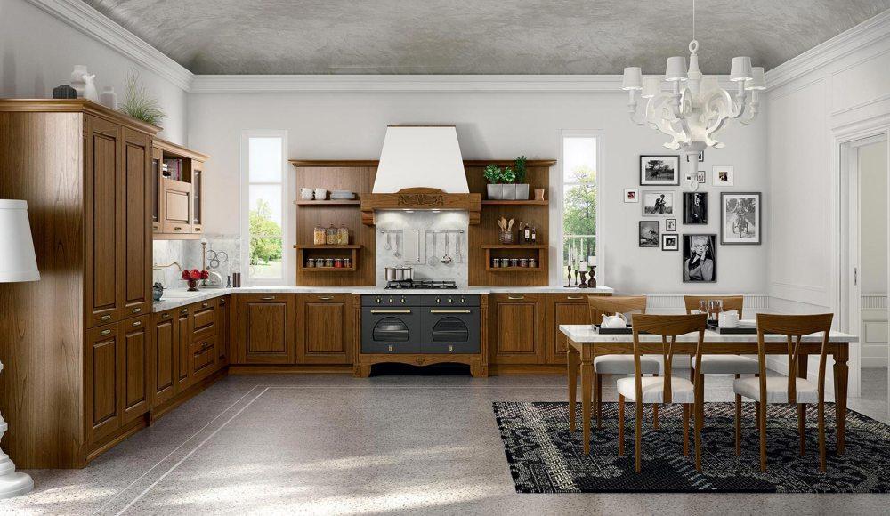Cucina Vintage 18