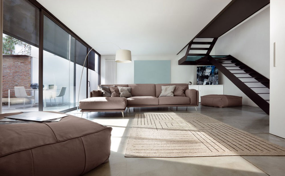Cucine e salotti moderni salotti moderni ikea parete for Mobili per salotti classici