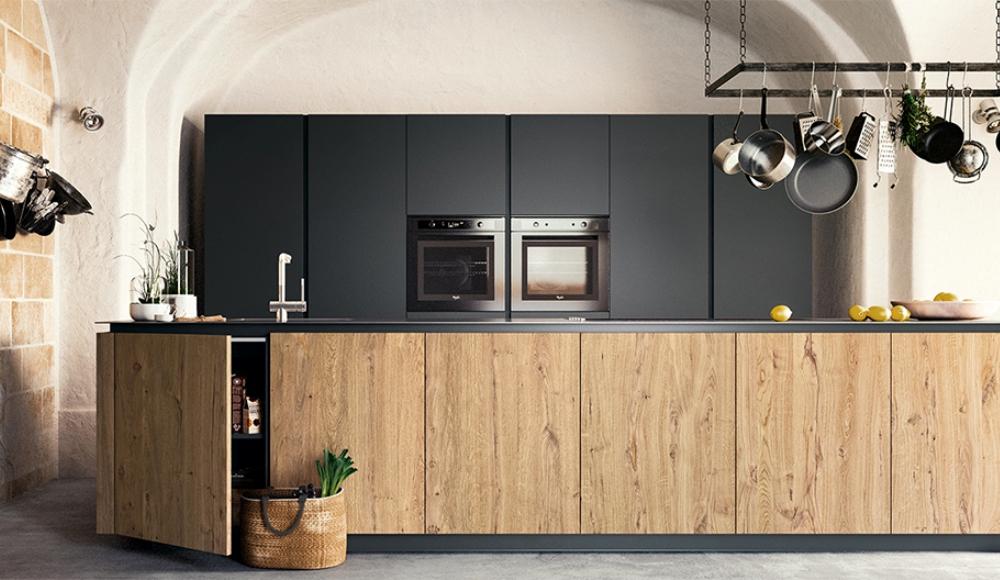 cucine moderne e raffinate con materiali di pregio lusso