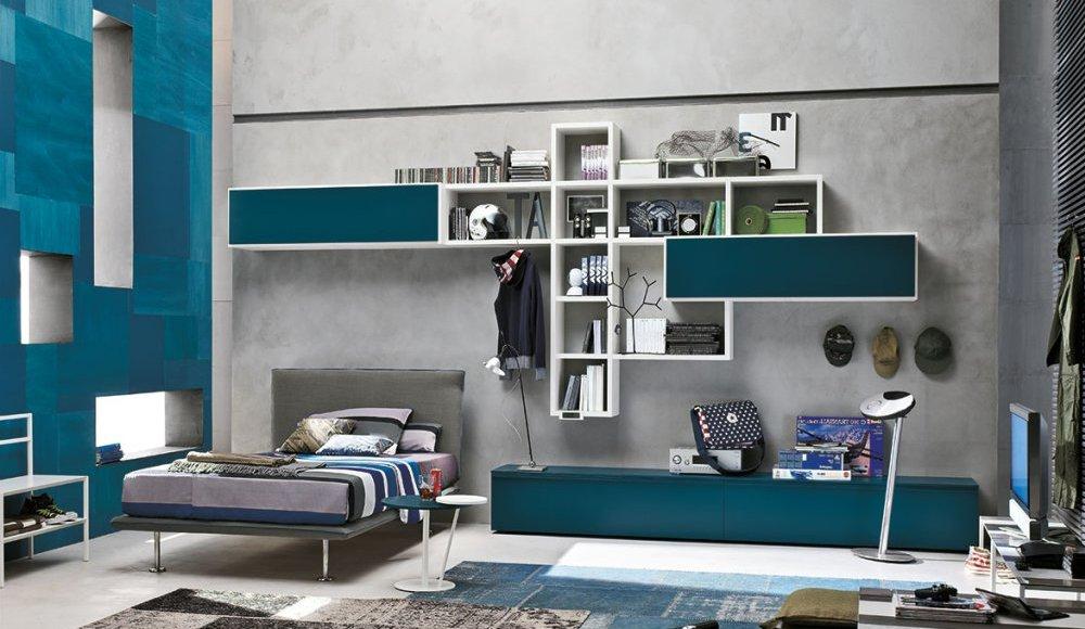 Camere Da Letto Ragazzi Roma : Camerette per ragazze moderne. best camerette per bambini singole e
