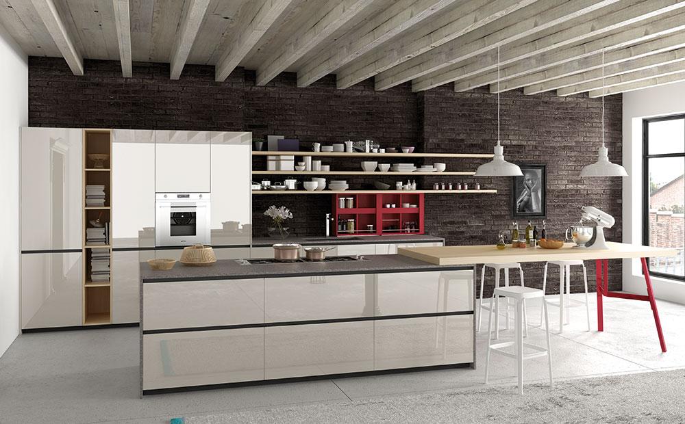 Cucine moderne by gruppo visma arredo for Visma arredo 3