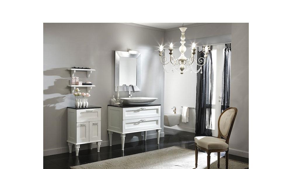 Visma arredo cucine moderne e mobili per casa e ufficio for Accessori bagno vintage